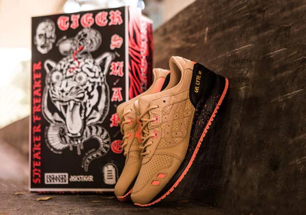 Sneaker Freaker x ASICS Gel Lyte III