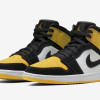 "【6月発売予定】Air Jordan 1 Mid ""Yellow Toe""  852542-071"