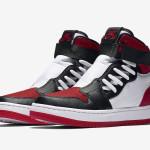 """【近日発売】Air Jordan 1 Nova XX """"Bred Toe"""" AV4052-106"""