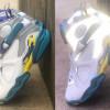 """【7月12日発売】Air Jordan 8 """"White Aqua""""【エア ジョーダン 8】"""
