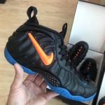 """【夏後半に発売】Nike Air Foamposite Pro """"Knicks""""【ナイキ エア フォームポジット プロ】"""