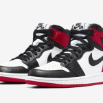 "【9月21日】Air Jordan 1 Satin WMNS ""Black Toe"" CD0461-016"