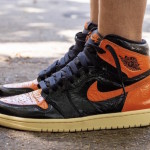 "【着用画像リーク】Air Jordan 1 Retro High OG ""Shattered Backboard 3.0""【エア ジョーダン 1】"