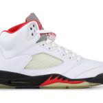 """【2020年3月28日発売】Air Jordan 5 """"Fire Red""""【エア ジョーダン 5】"""