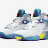 "【7月12日】Air Jordan 8 ""White Aqua"" CI1236-100"