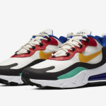 "【7月3日】Nike Air Max 270 React ""Bauhaus"" AO4971-002"