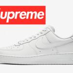 【2020年発売】Supreme x Nike Air Force 1 Low 2020 ss【シュプリーム x ナイキ 2020】