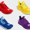 """【8月31日】adidas Solar Hu Glide """"Rainbow"""" 4カラー"""