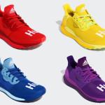 """【9月13日】adidas Solar Hu Glide """"Rainbow"""" 4カラー"""