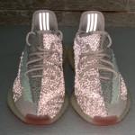 """【新バージョン】adidas Yeezy Boost 350 V2 """"Reflective Citrin"""""""