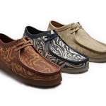 【7月20日】Wu Wear x Clarks Originals Wallabee