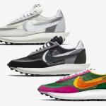 【公式写真】sacai x Nike LDWaffle【サカイ x ナイキ LDワッフル】