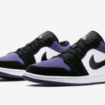 "【9月4日9:00】Air Jordan 1 Low""Court Purple"" 【コートパープル】"