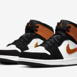 "【2019夏】Air Jordan 1 Mid ""Shattered Backboard""  554724-058"
