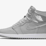 "【リーク】Air Jordan 1 High OG ""Grey/Metallic Silver""【エア ジョーダン 1】"
