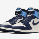 "【8月31日】Air Jordan 1 Retro High OG ""Obsidian""【オブシディアン】"