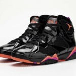"【10月31日発売】Air Jordan 7 WMNS ""Black Patent Leather"""