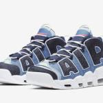 """【8月10日発売】Nike Air More Uptempo """"Denim""""【エア モア アップテンポ】"""