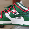 "【10月発売!?】Off-White x Nike Dunk Low ""Pine Green""【オフホワイト x ナイキ】"