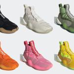 【9月1日発売】Pharrell x adidas Crazy BYW X【ファレル x アディダス】