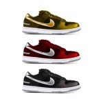 【リーク】Supreme x Nike SB Dunk Low 3カラー