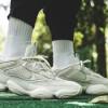 """【8月24日発売】adidas Yeezy 500 """"Bone White""""【アディダス イージー 500】"""