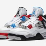 【11月23日発売!?】Air Jordan 4s 'What The'【エア ジョーダン 4 ワット ザ】