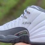 """【12月21日発売】Air Jordan 12 """"Dark Grey""""【エア ジョーダン 12】"""