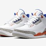"""【9月14日発売】Air Jordan 3 """"Knicks""""【エア ジョーダン 3】"""