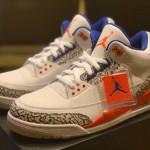 """【9月14日発売】Air Jordan 3 """"Knicks""""【エア ジョーダン 3 ニックス】"""