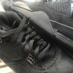 """【2020年2月22日発売】Air Jordan 4 """"Black Cat""""【エア ジョーダン 4 ブラック キャット】"""