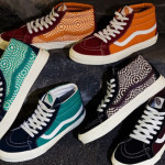 "【オーダー開始】VANS SK8-Mid Reissue""Warped Check"" -BILLY'S EXCLUSIVE-"