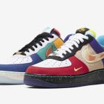 """【10月1日】Nike Air Force 1 Low """"What The LA"""" CT1117-100"""
