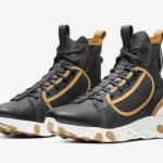Nike React Ianga AV5555-001 【9月6日】