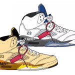 【2020年発売!?】Off-White x Air Jordan 5【オフホワイト x エア ジョーダン 5】