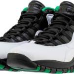 """【10月19日発売】Air Jordan 10 """"Seattle Supersonics""""【エア ジョーダン 10】"""