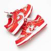 【新画像リーク】Off-White x Nike Dunk Low 'University Red'【オフホワイト ダンク】