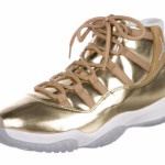【リーク】Air Jordan 11 OVO Gold Sample