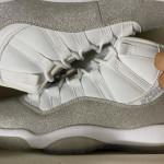"""【11月30日発売予定】Air Jordan 11 WMNS """"Metallic Silver"""""""