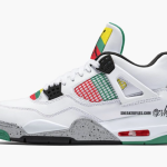 "【リーク】Air Jordan 4 WMNS ""Do The Right Thing"" AQ9129-100"