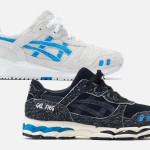 "【10月7日】Kith x ASICS ""Super Blue"" Collection"
