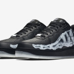 "【10月25日】Nike Air Force 1 Low ""Black Skeleton""【BQ7541-001】"