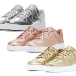 "【10月発売】NIKE AIR FORCE 1 SP ""LIQUID METAL"""