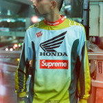 【10月5日】Supreme x HONDA x Fox Racing