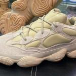 """【11月23日発売】adidas Yeezy 500 """"Stone""""【イージー 500 ストーン】"""