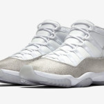 "【11月30日】Air Jordan 11 WMNS ""Metallic Silver"" AR0715-100"