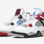 "【11月23日SNKRS】Air Jordan 4 ""What The"" CI1184-146"