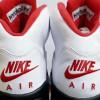 """【2020年復刻】Air Jordan 5 """"Fire Red""""【エアジョーダン5 ファイアーレッド】"""