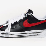 "【限定!?】PEACEMINUSONE x Nike Air Force 1 Low ""Red/Black""【ピースマイナスワン x ナイキ】"