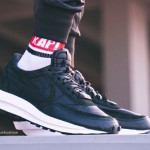 """【2020年2月発売】sacai x Nike LDWaffle """"Black Nylon""""【サカイ x ナイキ】"""